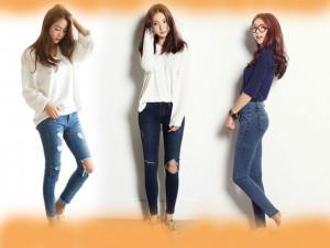 Cả đời mặc quần jeans mà không biết mẹo giãn quần chật và thu quần rộng thì phí cả ra!