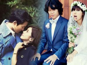 """Thật không ngờ nhiều cặp đôi Hàn sau khi kết hôn lại phất lên """"như diều gặp gió"""""""