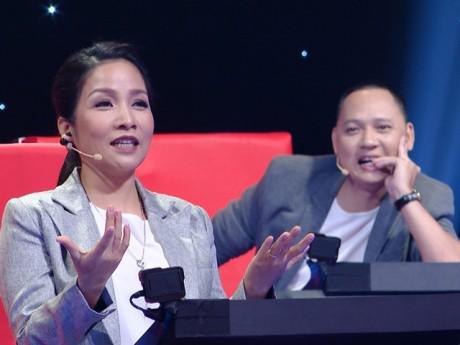 """Bị Mỹ Linh đặt biệt danh """"Phong Lầy"""", Nguyễn Hải Phong cười gượng chữa thẹn trên sóng"""