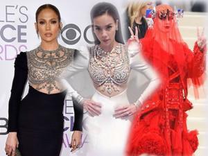 Thiết kế hàng hiệu bị nghi nhái váy Hồ Ngọc Hà lọt top trang phục ấn tượng nhất năm