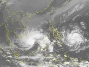Tin bão số 15: Bão kết hợp với không khí lạnh gây sóng cao 5-6m ở vùng biển phía Nam