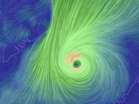 Trung tâm khí tượng thủy văn Trung ương: Đến phút chót, bão số 16 đã diễn biến bất ngờ