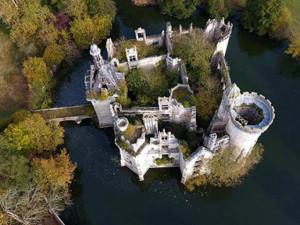 Phế tích Château de la Mothe-Chandeniers: hoàng kim của một thời quý tộc