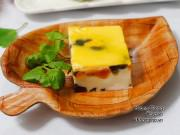 Bếp Eva - Trứng hấp tam sắc thơm ngon, bổ dưỡng