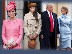 """""""Chân ướt chân ráo"""" vào hoàng gia, hôn thê hoàng tử Harry đã hot hơn cả công nương Kate"""