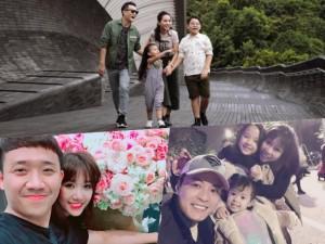 Xem loạt sao Việt làm gì trong ngày cuối cùng của năm 2017