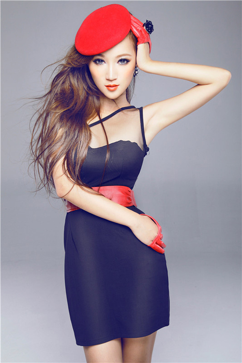 """""""Hậu"""" tóc nối, Làm đẹp, toc noi, kieu toc, bao phu nu, thoi trang, lam dep"""