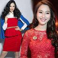Làm đẹp - Đầu năm, sao Việt 'mê' tóc xoăn lọn
