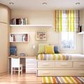 Nhà đẹp - Phòng teen hẹp nhưng thích thú vì đẹp