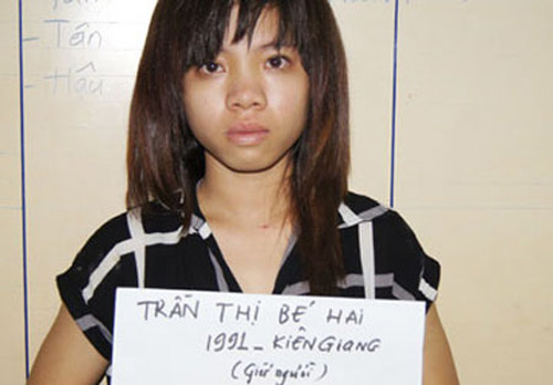 """nu sat thu """"gan mac"""" cong nhan vung dao dam chet nguoi - 1"""