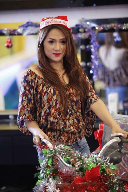 huong giang idol: song nhu minh muon - 2