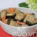 Bếp Eva - Gà sốt nấm dầu hào siêu ngon