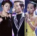 """Làng sao - Giám khảo """"nổi da gà"""" vì Top 3 Idol"""