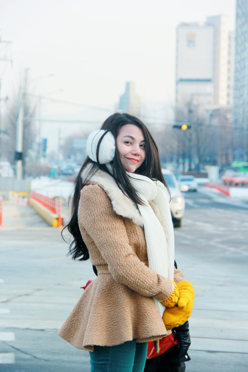 Trà Ngọc Hằng vui sinh nhật ở Hàn Quốc-5