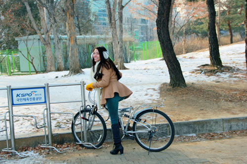Trà Ngọc Hằng vui sinh nhật ở Hàn Quốc-6