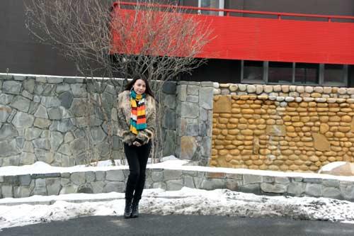 Trà Ngọc Hằng vui sinh nhật ở Hàn Quốc-13