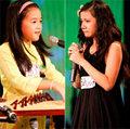 Làng sao - Hai cô bé tuổi teen khiến giám khảo ngơ ngác