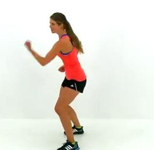 25 phút nhảy để giảm cân tại nhà