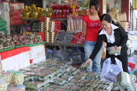 Dân Sài Gòn mê cà pháo, sung muối ăn tết-1