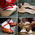 Thời trang - 10 kiểu giày kỳ quái trong lịch sử thời trang