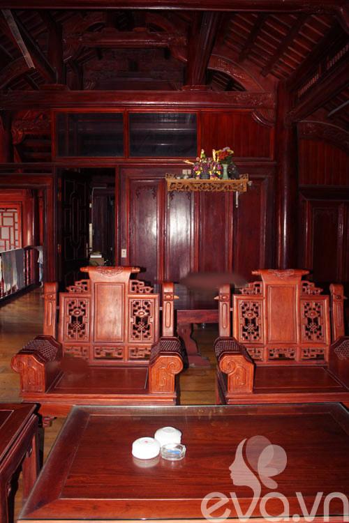 Khoe nhà: Ghen tị nhà toàn gỗ là gỗ-12
