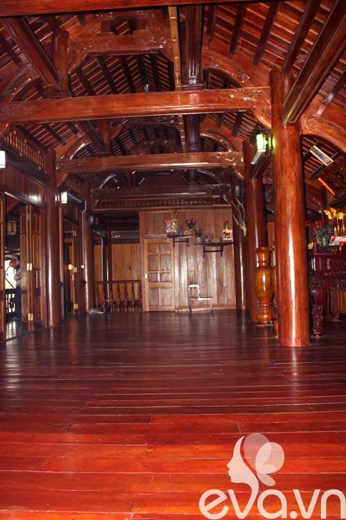 Khoe nhà: Ghen tị nhà toàn gỗ là gỗ-14