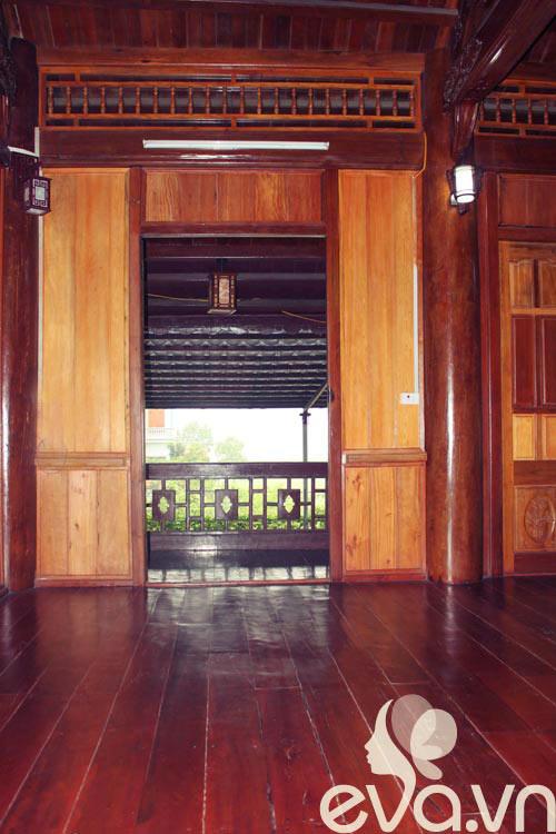 Khoe nhà: Ghen tị nhà toàn gỗ là gỗ-20