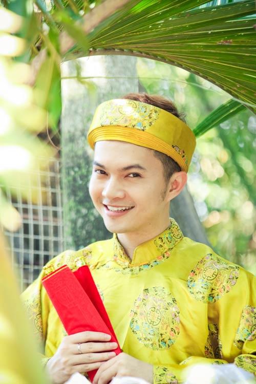Học trò Thúy Vinh háo hức làm MV Tết-2