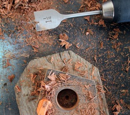 Miếng gỗ xù xì cũng hóa dễ thương-4