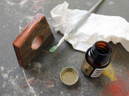 Miếng gỗ xù xì cũng hóa dễ thương-5