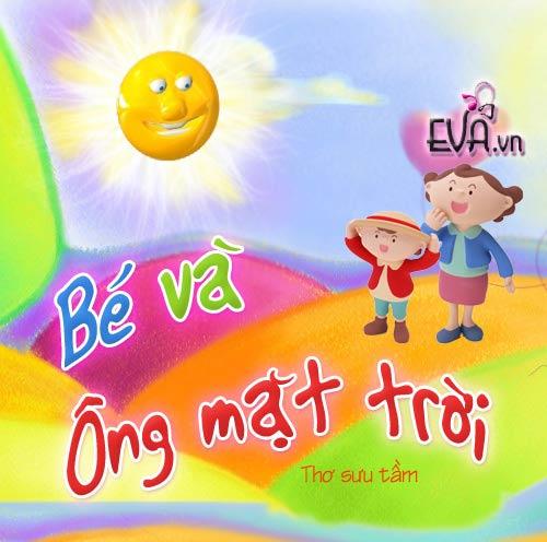 """me ke con nghe: """"be va ong mat troi"""" - 1"""
