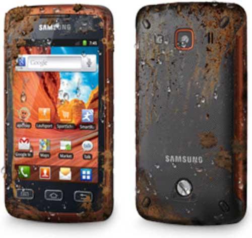 Samsung sắp trình làng smartphone chống nước-1