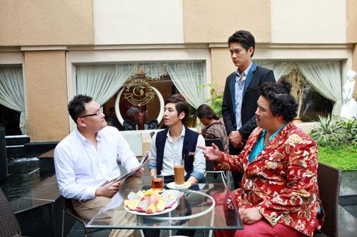 Diễn viên Min Woo bị đánh bầm dập ở Sài thành-18