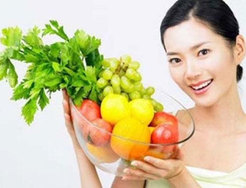 Ăn nhiều rau củ sống lạc quan hơn-1