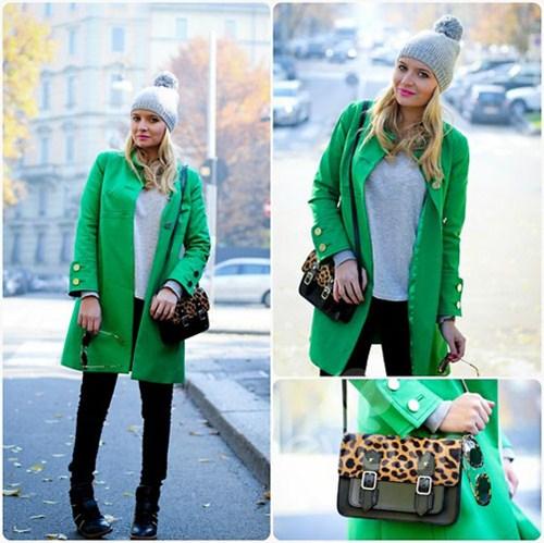 Eva Icon: Xì tai mùa đông màu mè của blogger Ý-7