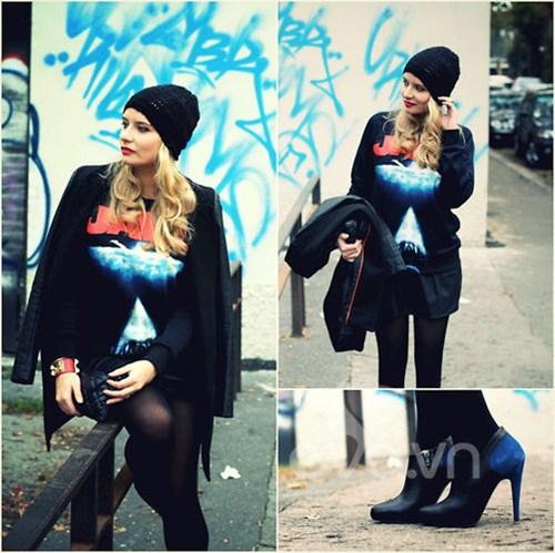 Eva Icon: Xì tai mùa đông màu mè của blogger Ý-13
