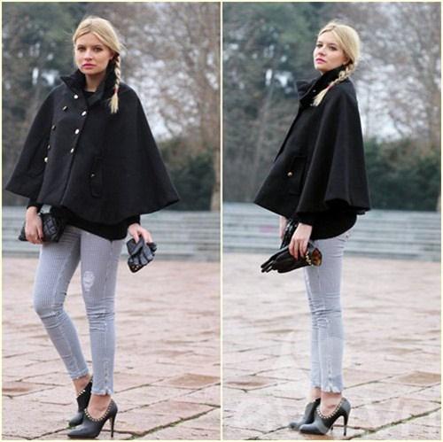 Eva Icon: Xì tai mùa đông màu mè của blogger Ý-14
