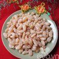 Bếp Eva - Tết này thưởng thức mứt đậu trắng