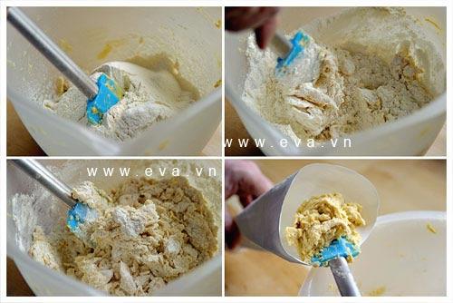 Làm bánh quy giòn tan ăn chơi-7