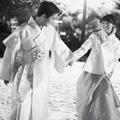 Làng sao - Mới lạ với ảnh cưới trưởng nhóm Wonder Girls