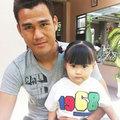 Làng sao - Cầu thủ Thanh Bình: Thương con và yêu vợ