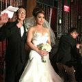 Làng sao - Lộ ảnh đầu tiên trong đám cưới Minh Tuyết