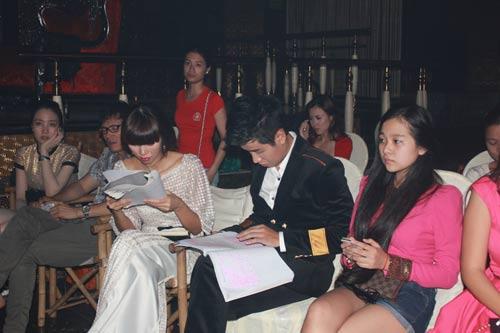 MC Nguyên Khang, Hà Anh đóng phim Tết-7
