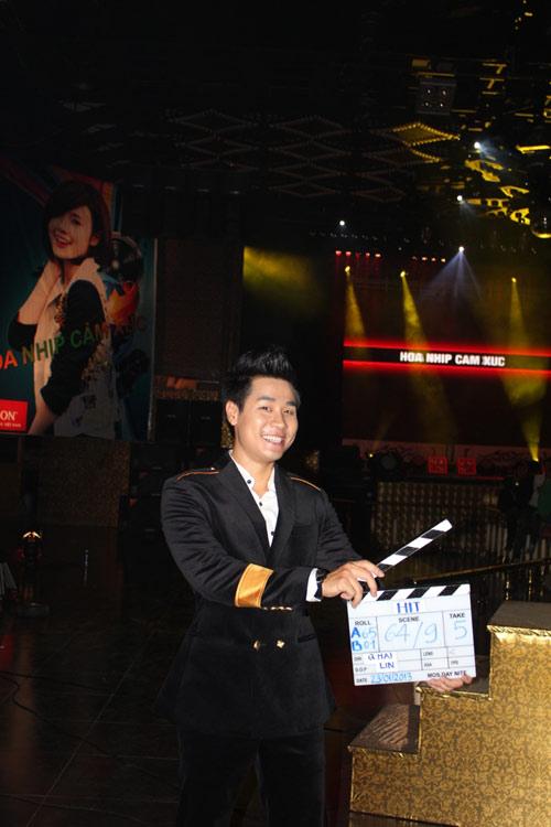 MC Nguyên Khang, Hà Anh đóng phim Tết-12