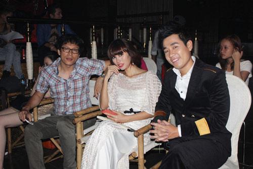 MC Nguyên Khang, Hà Anh đóng phim Tết-5