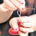 Làm đẹp - 2 mẫu nail ngọt ngào chờ Valentine