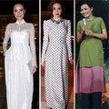 Thời trang - Những tà áo dài cách tân tuyệt đẹp của sao