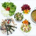 Giá cả thực phẩm chợ Long Biên 1-2