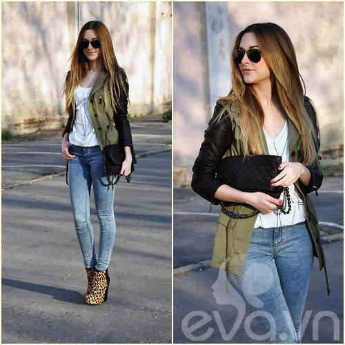eva icon: bst quan jeans cuc chat cua blogger ba lan - 4