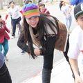Làng sao - Trà Ngọc Hằng nhảy flashmob cùng giới trẻ